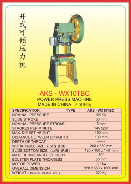 AKS - WX10TBC