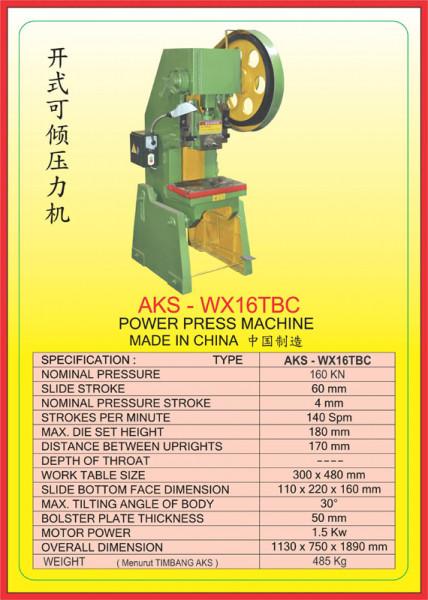 AKS - WX16TBC