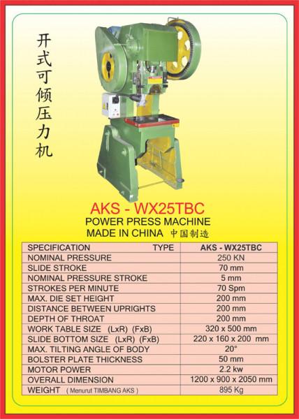 AKS - WX25TBC