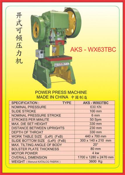AKS - WX63TBC