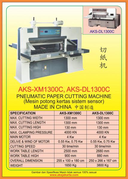 AKS - XM1300C, AKS - DL1300C