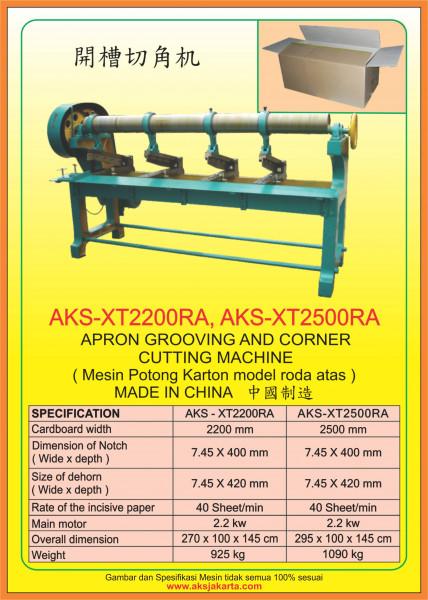 AKS - XT2200RA, AKS - XT2500RA