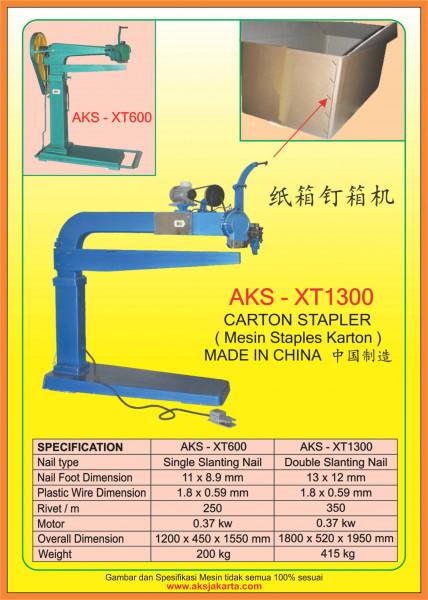AKS - XT600, AKS - XT1300