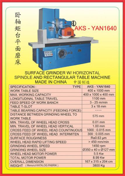AKS - YAN1640