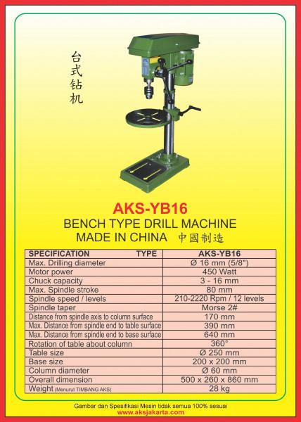 AKS-YB16