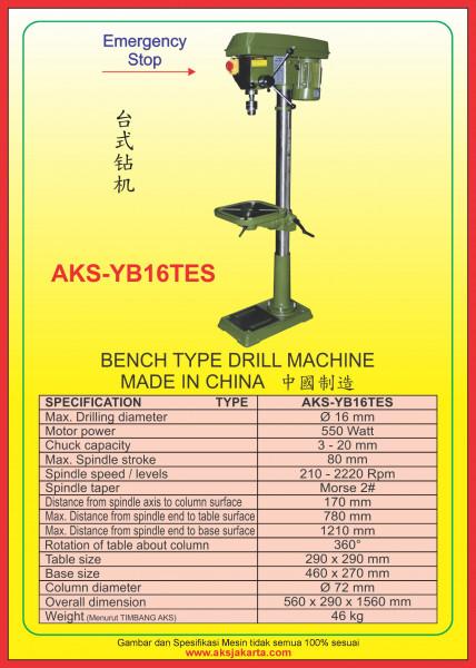 AKS-YB16TES