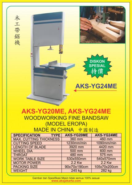 AKS - YG20ME, AKS - YG24ME