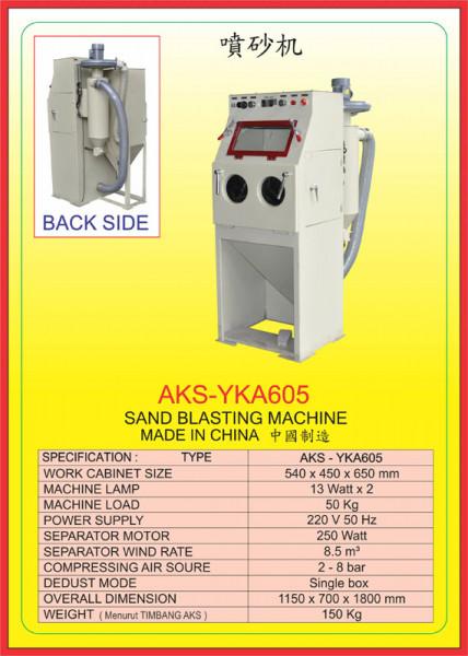 AKS - YKA605