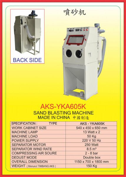AKS - YKA605K
