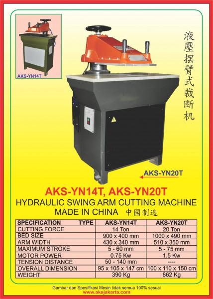 AKS - YN14T, AKS - YN20T