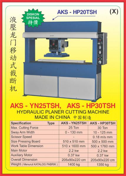 AKS - YN25TSH, AKS - HP30TSH