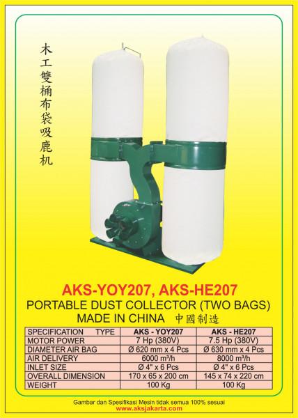 AKS - YOY207, AKS - HE207