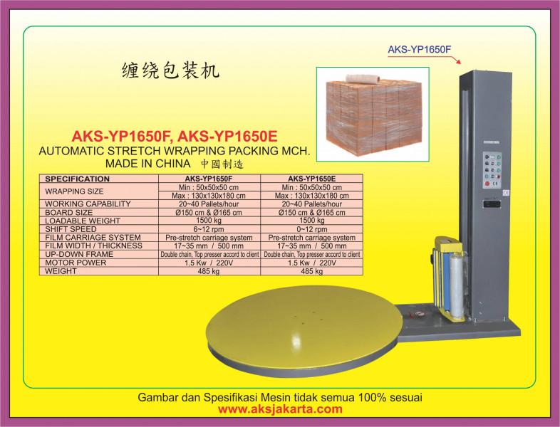 AKS - YP1650F, AKS - YP1650E