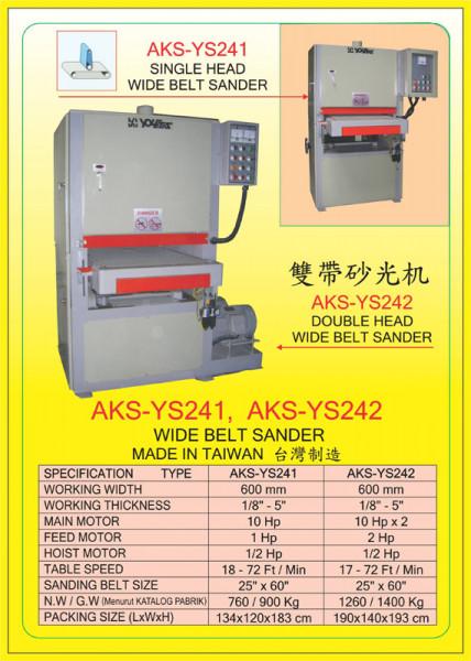 AKS - YS241, AKS - YS242