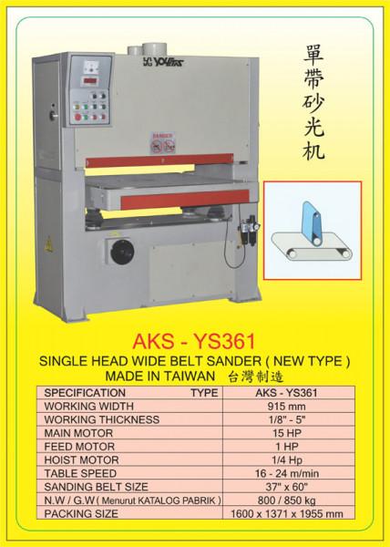 AKS - YS361