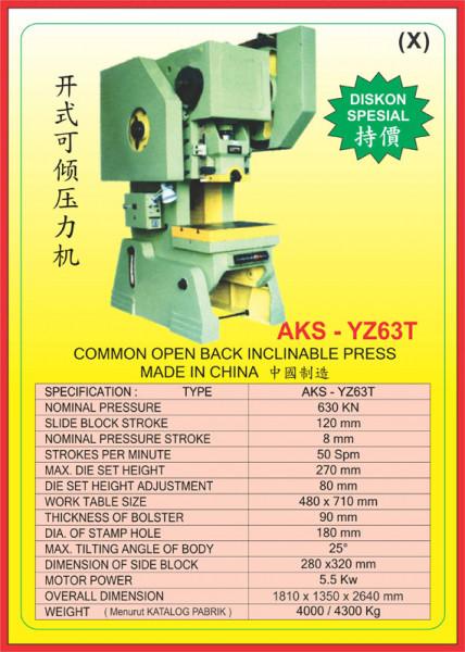 AKS - YZ63T