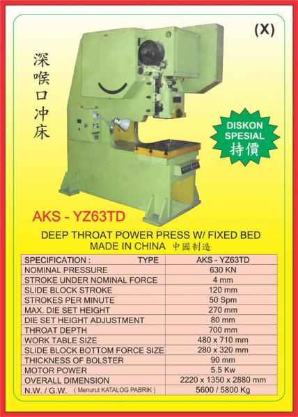 AKS - YZ63TD