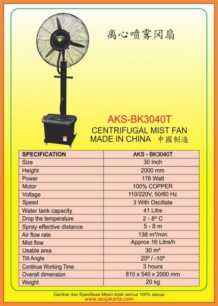 AKS - BK3040T
