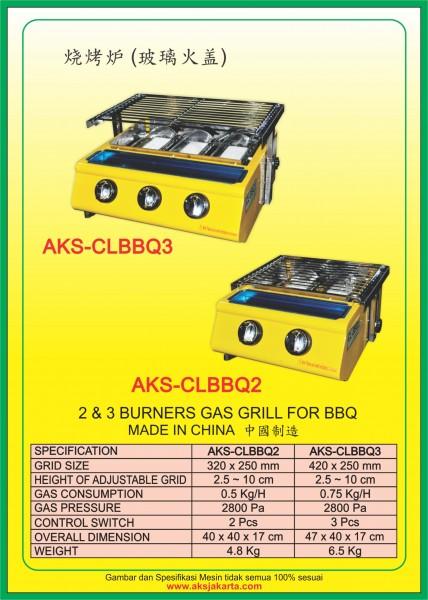 AKS-CLBBQ2, AKS-CLBBQ3