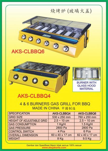 AKS-CLBBQ4, AKS-CLBBQ6