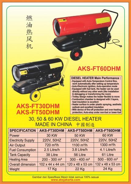 AKS - FT30DHM, AKS - FT50DHM, AKS - FT60DHM
