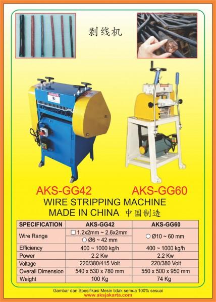 AKS - GG42, AKS - GG60