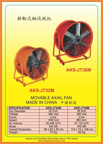 AKS - JT32M, AKS - JT36M