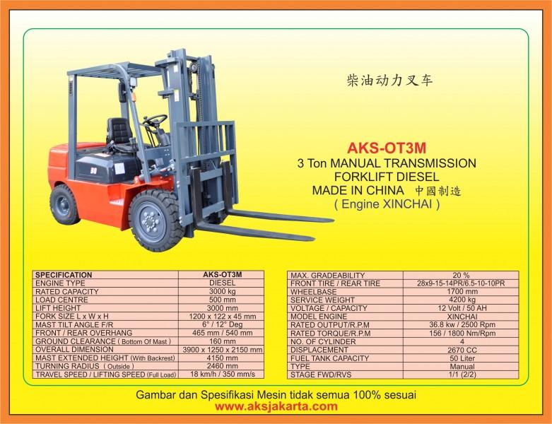 AKS - OT3M