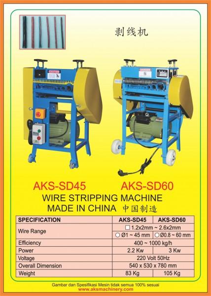 AKS - SD45, AKS - SD60
