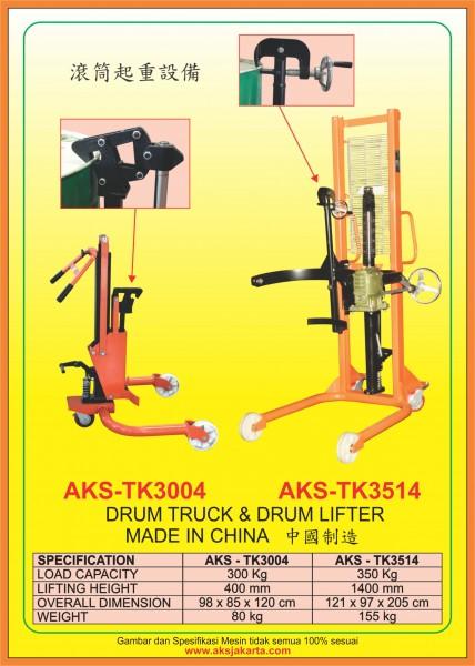 AKS - TK3004, AKS - TK3514