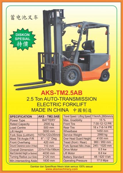 AKS - TM2.5AB