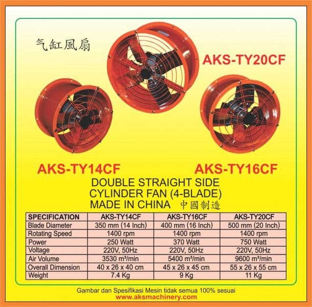 AKS - TY14CF, AKS - TY16CF, AKS - TY20CF