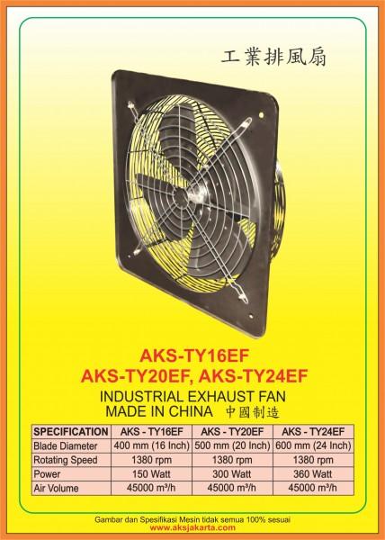 AKS - TY16EF, AKS - TY20EF, AKS - TY24EF