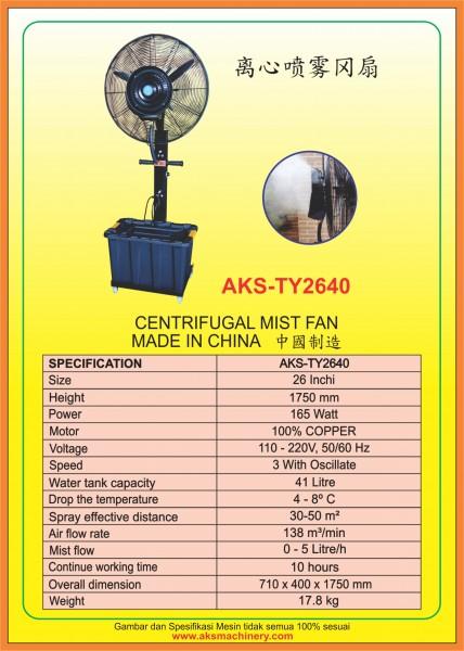 AKS - TY2640