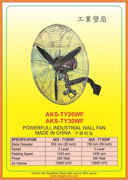 AKS - TY26WF, AKS - TY30WF